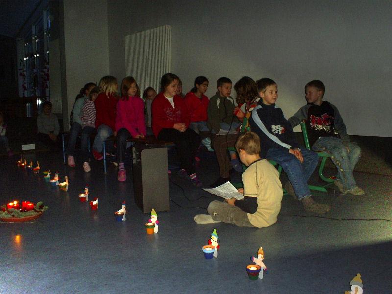 Es wird Weihnachten | Grundschule Blomberg-Neuschoo