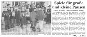 Anzeiger für Harlingerland 17.3.2000