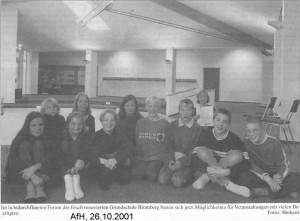 Anzeiger für Harlingerland 26.10.2001